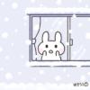 【イラスト】白い冬がやってきた